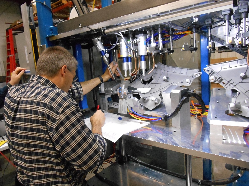 Engineered Automation Solutions Manufacturing Solutions